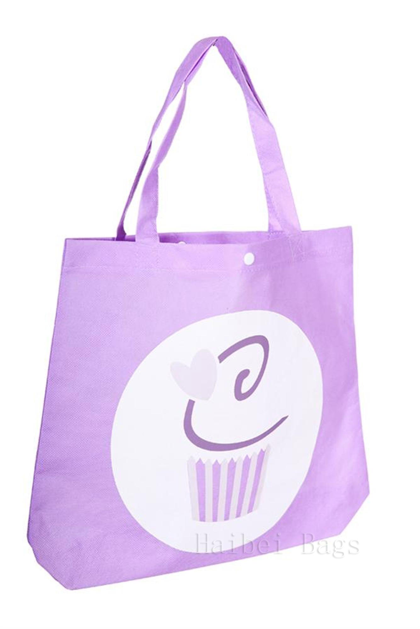 Promotion Fashion Tote Bag with Bottom Gusset Only