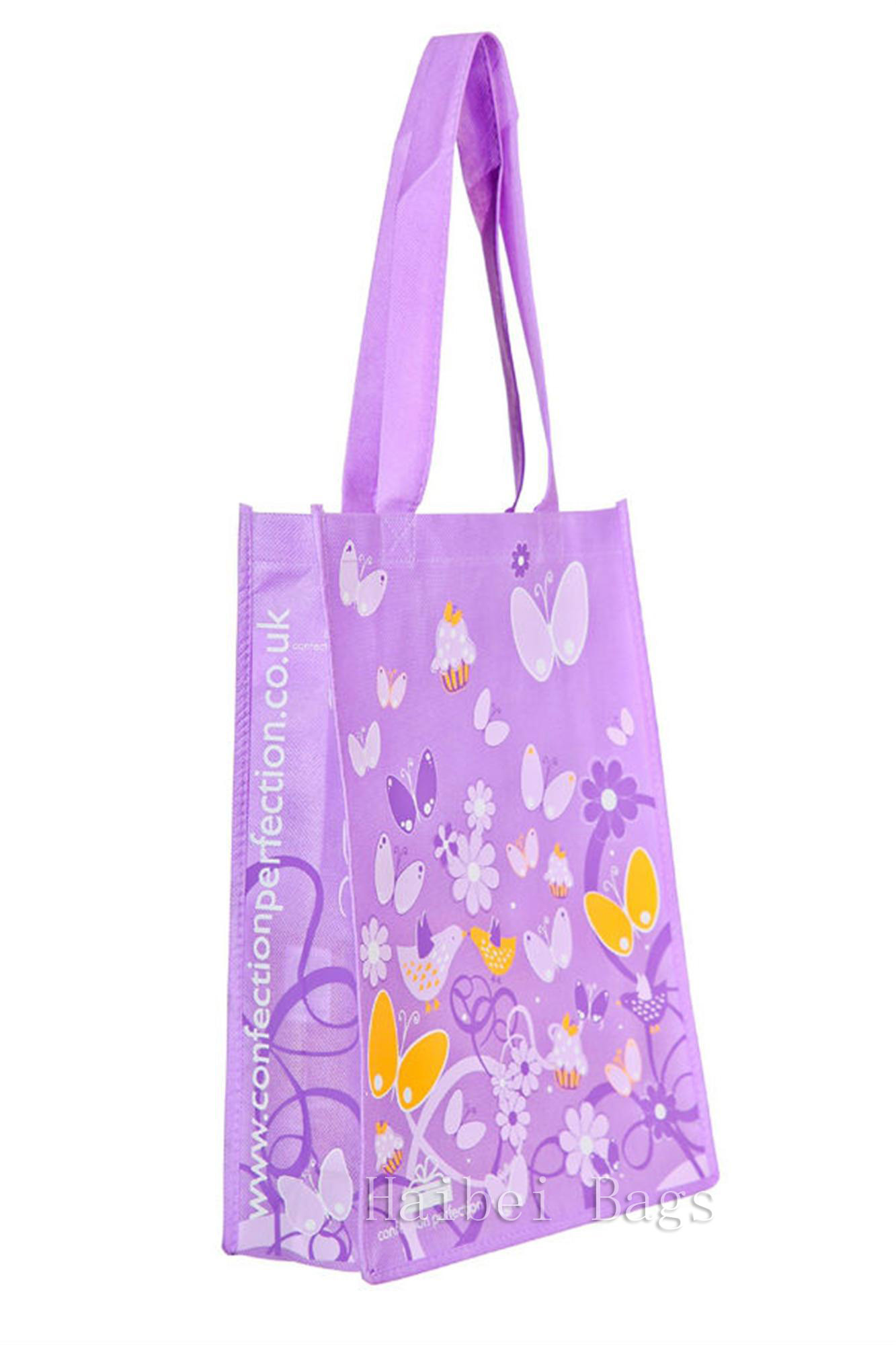 A4 Promotional Non-Woven Tote Bag