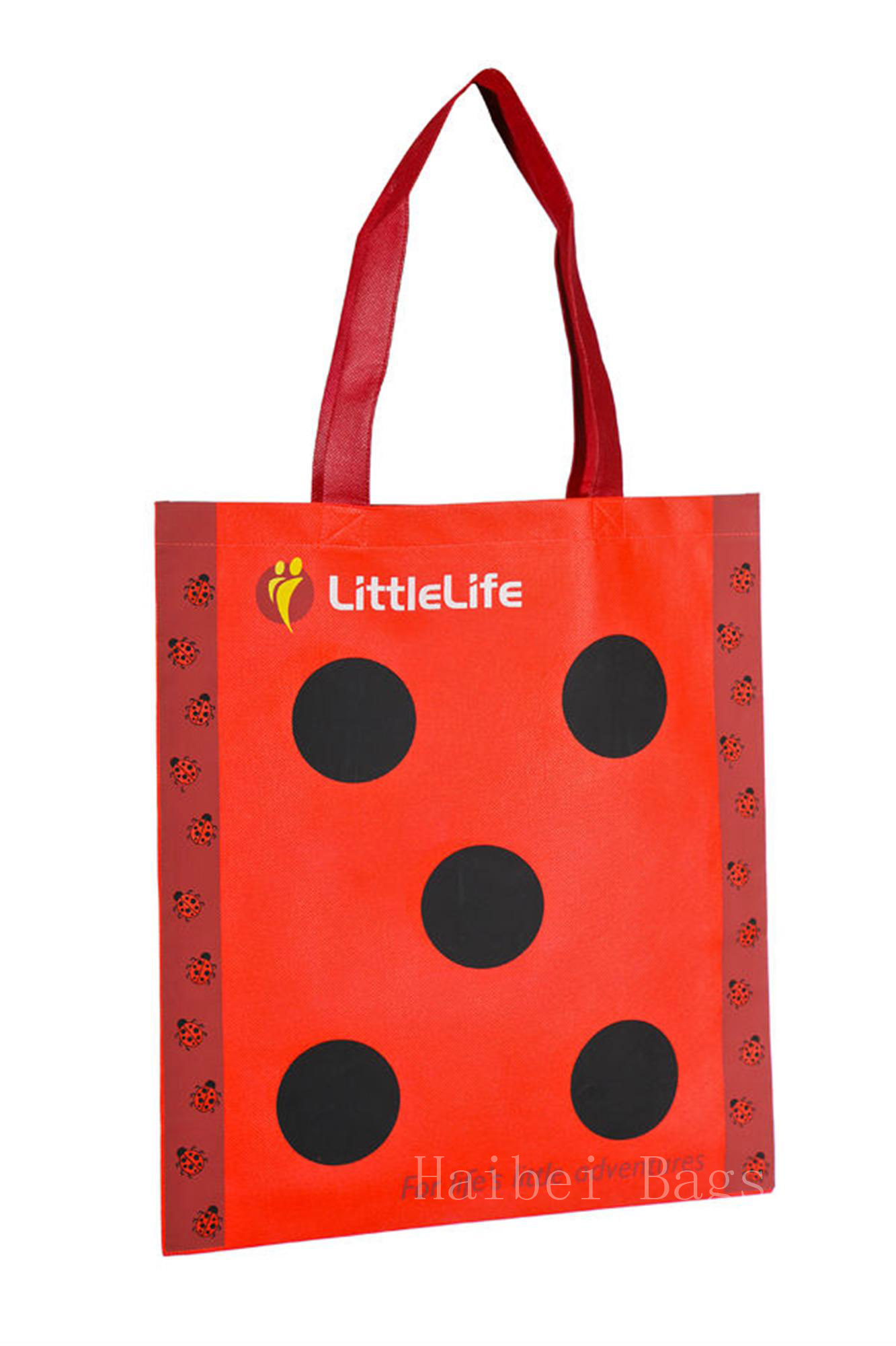 Large Reusable Tote Bag, No Gusset ()