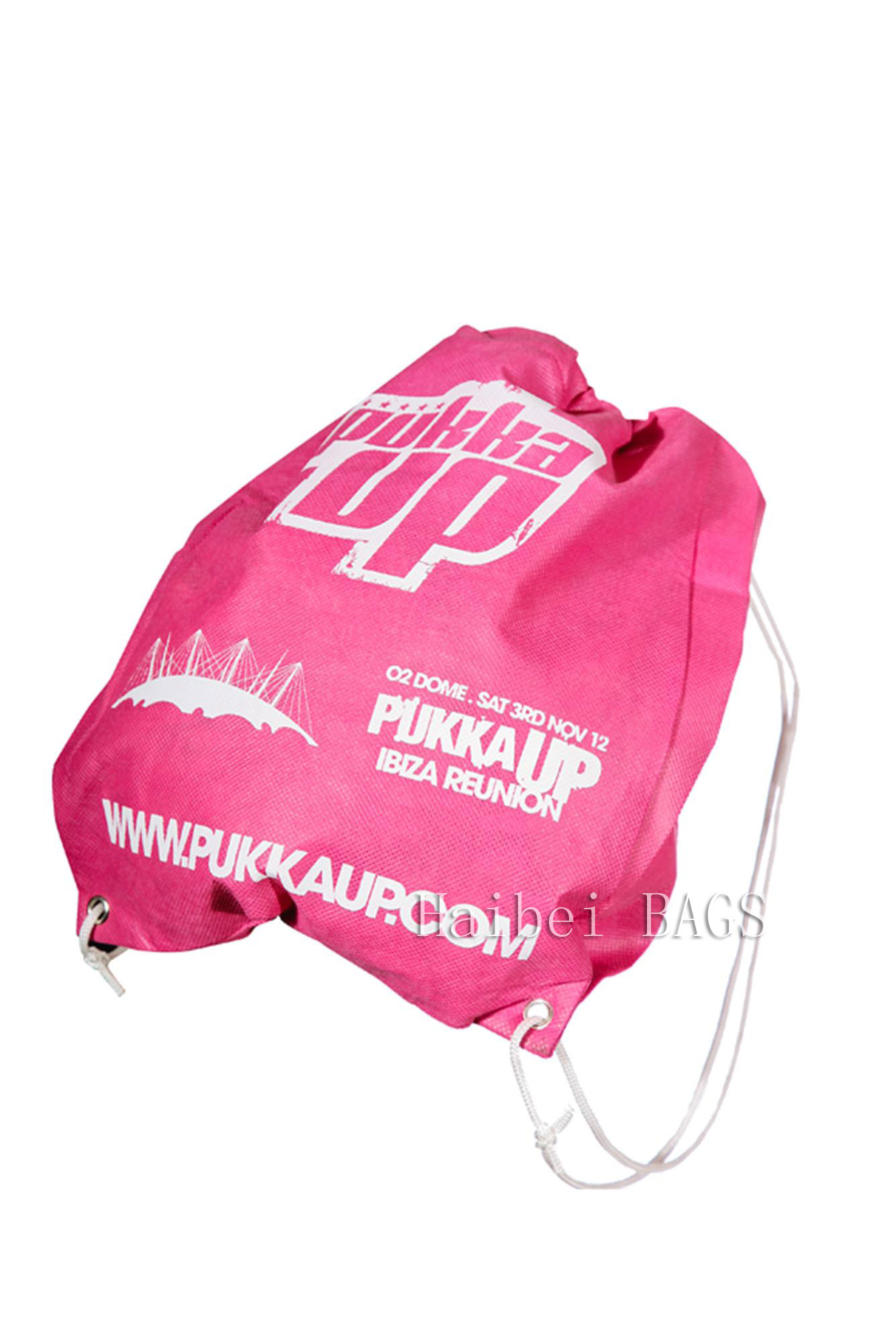 Junior Drawstring Bag